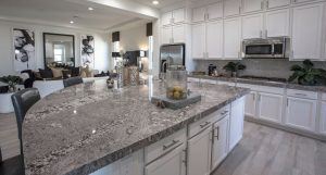 Marble Kitchen Countertop Button Image