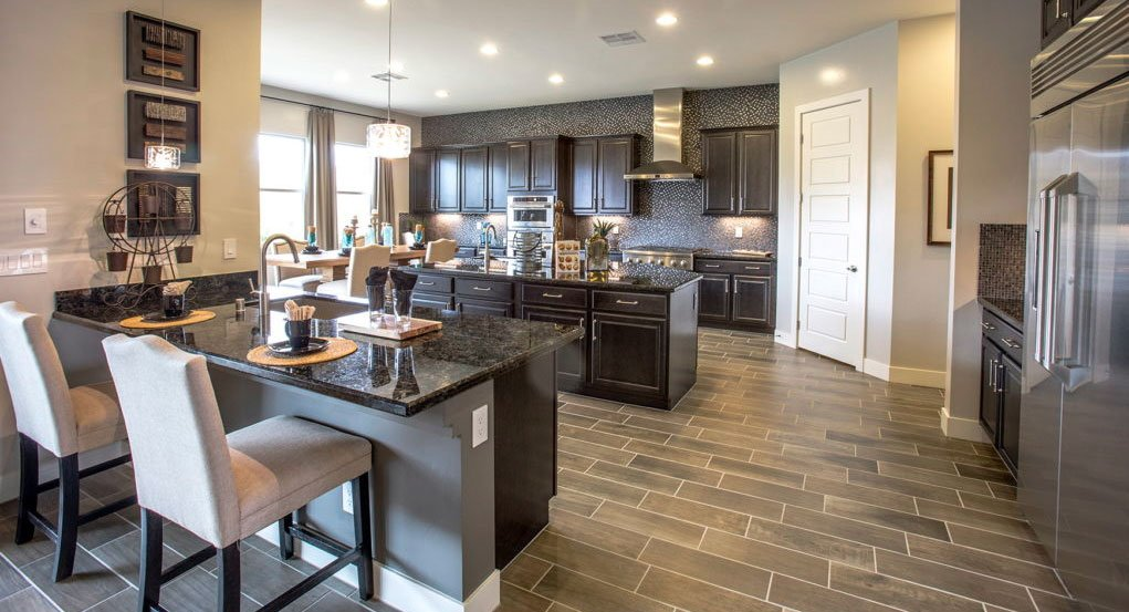 Best Kitchen Floors For Your Home Carpet City Of Vancouver
