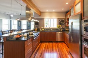 Choosing A Hardwood Kitchen Floor
