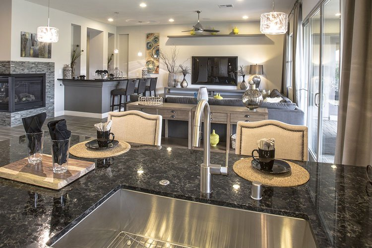 dark-granite-countertop-kitchen