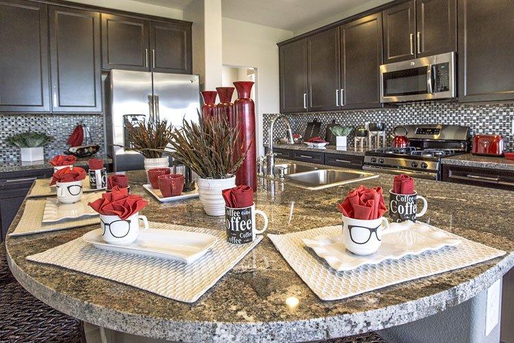 dark-grey-speckled-countertops-kitchen